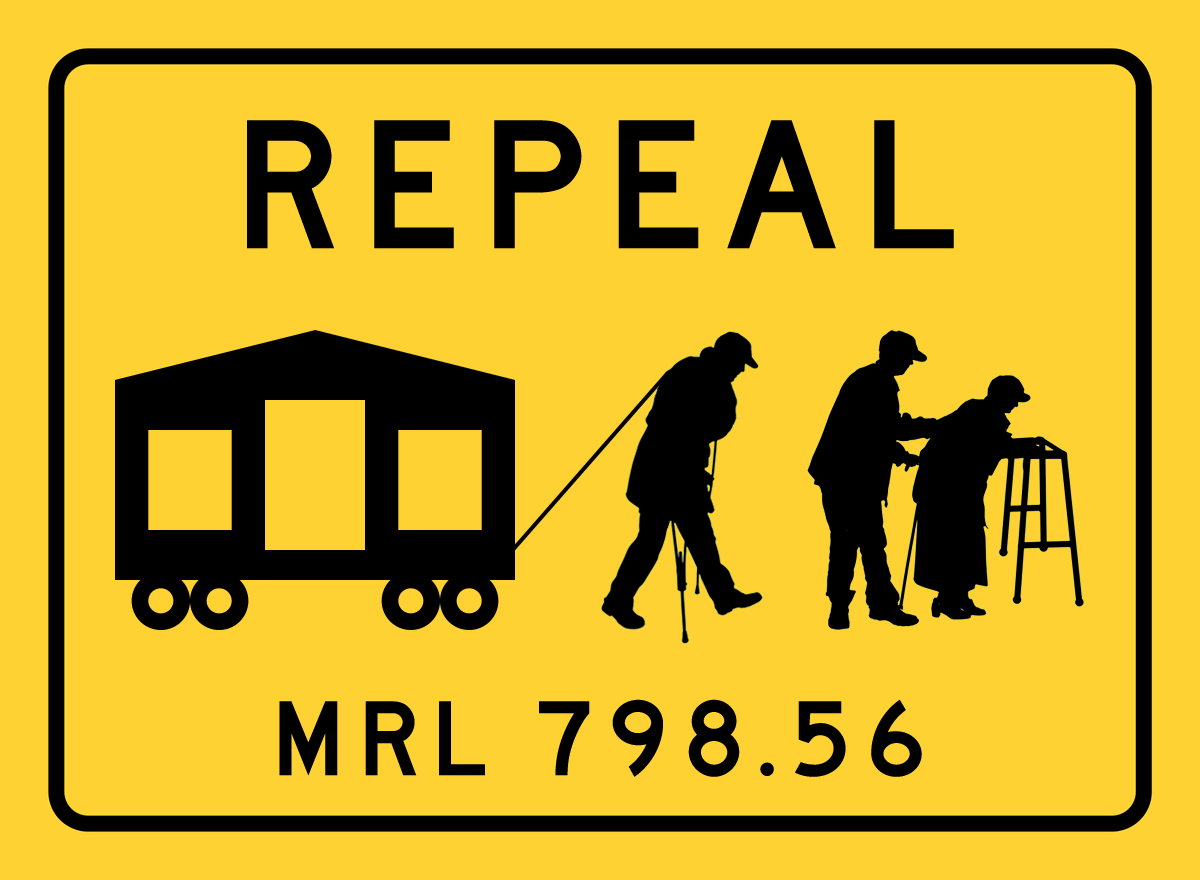 REPEAL 798.56 (Seniors)