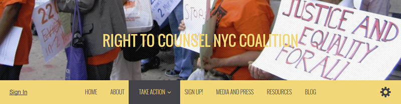 Right to Counsel NYC Coalition