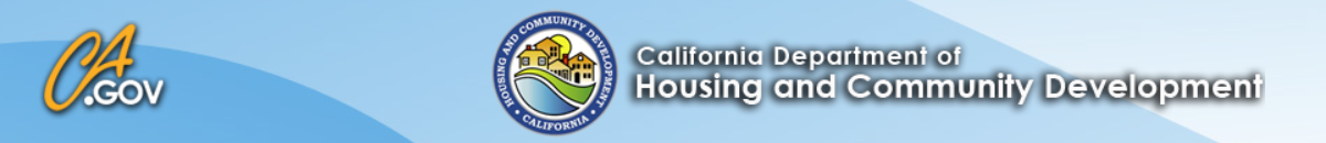 Department of Housing and Community Development