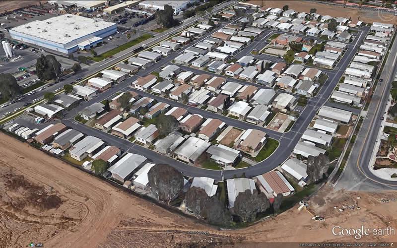 Corona La Linda Mobile Home Park