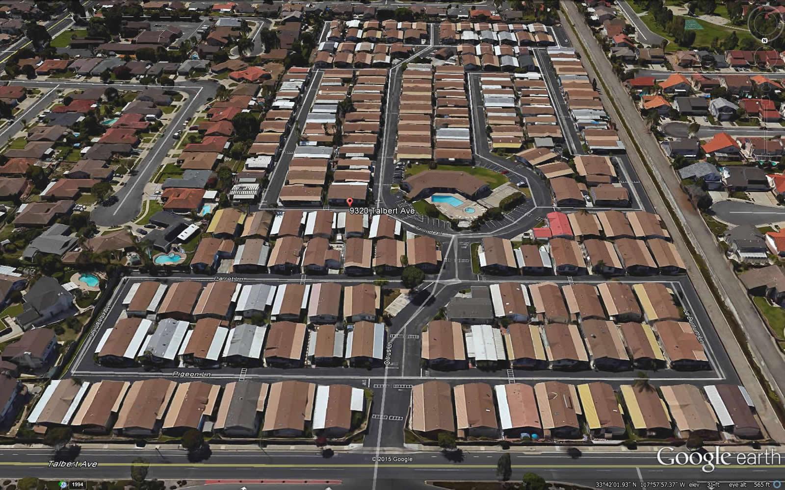fountain valley estates kort scott mobile home parks