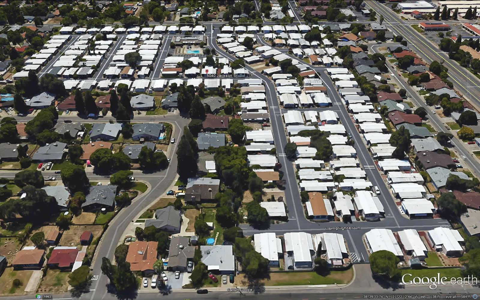 Lamplighter Sacramento Mobile Home Park 2