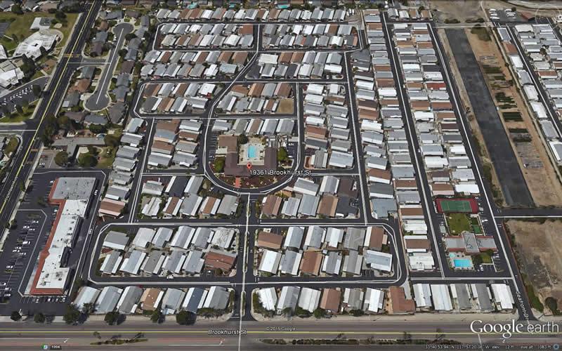 Rancho Huntington Mobile Home Park
