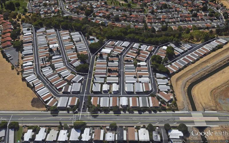 Vista Diablo Mobile Estates