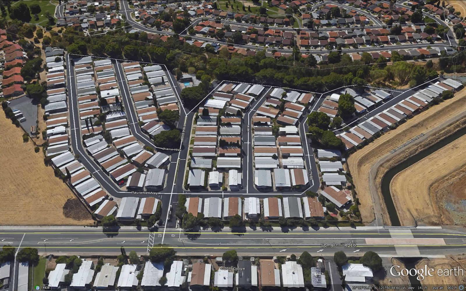 Vista Diablo Mobile Estates Kort Amp Scott Mobile Home Parks