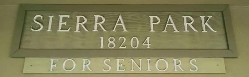 Sierra Park For Seniors
