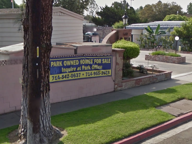 Park Owned Homes for Sale