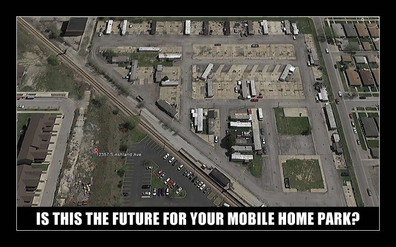 IS THIS THE FUTURE FOR YOUR MOBILE HOME PARK?