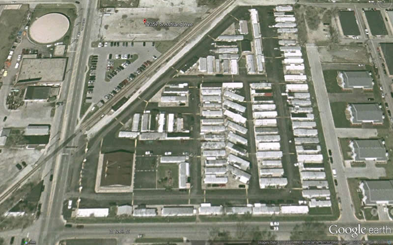Century Mobile Home Park 2005