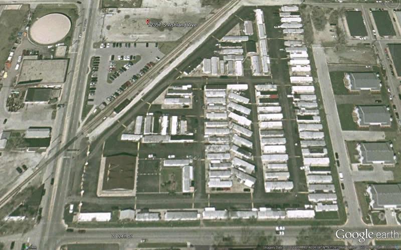 Century Mobile Home Park 2005
