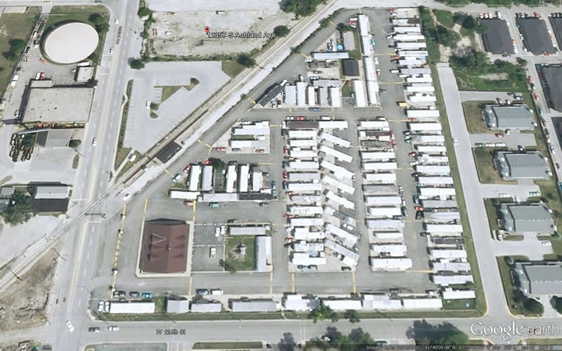Century Mobile Home Park 2007