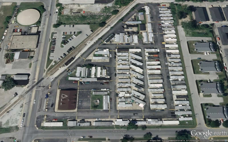 Century Mobile Home Park 2008