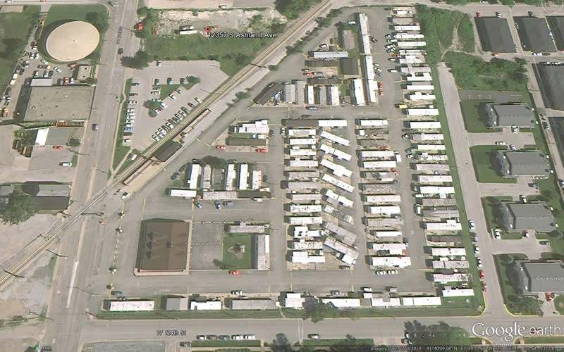 Century Mobile Home Park 2010
