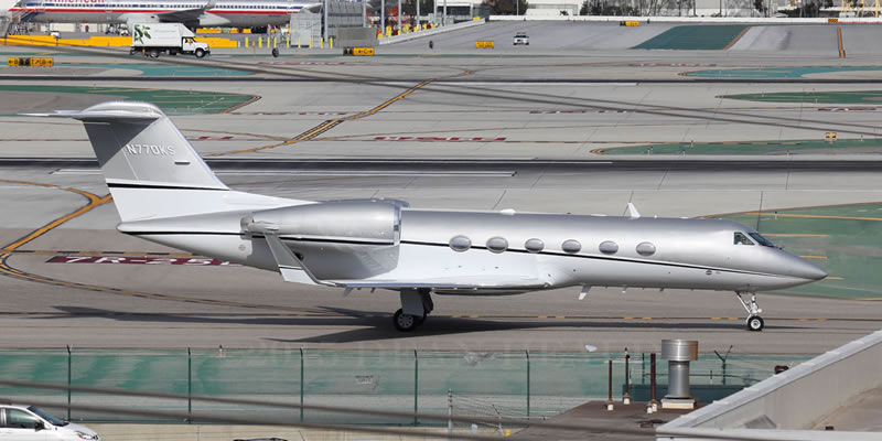 1989 Gulfstream Aerospace G-IV N770KS