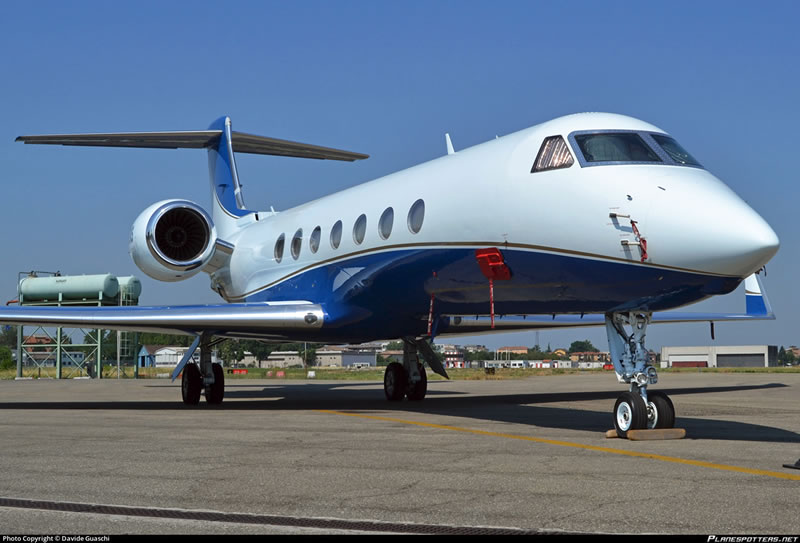2005 Gulfstream Aerospace GV-SP N780KS