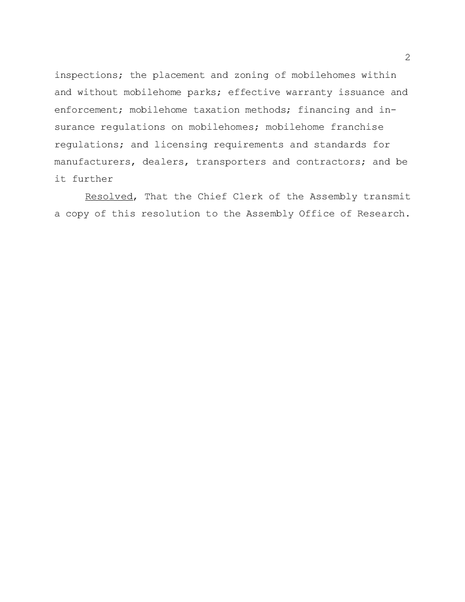 1973 - House Resolution No. 15 - Page 02