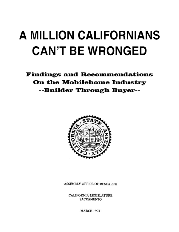 1974 - A Million Californians Can't Be Wronged - Page 01