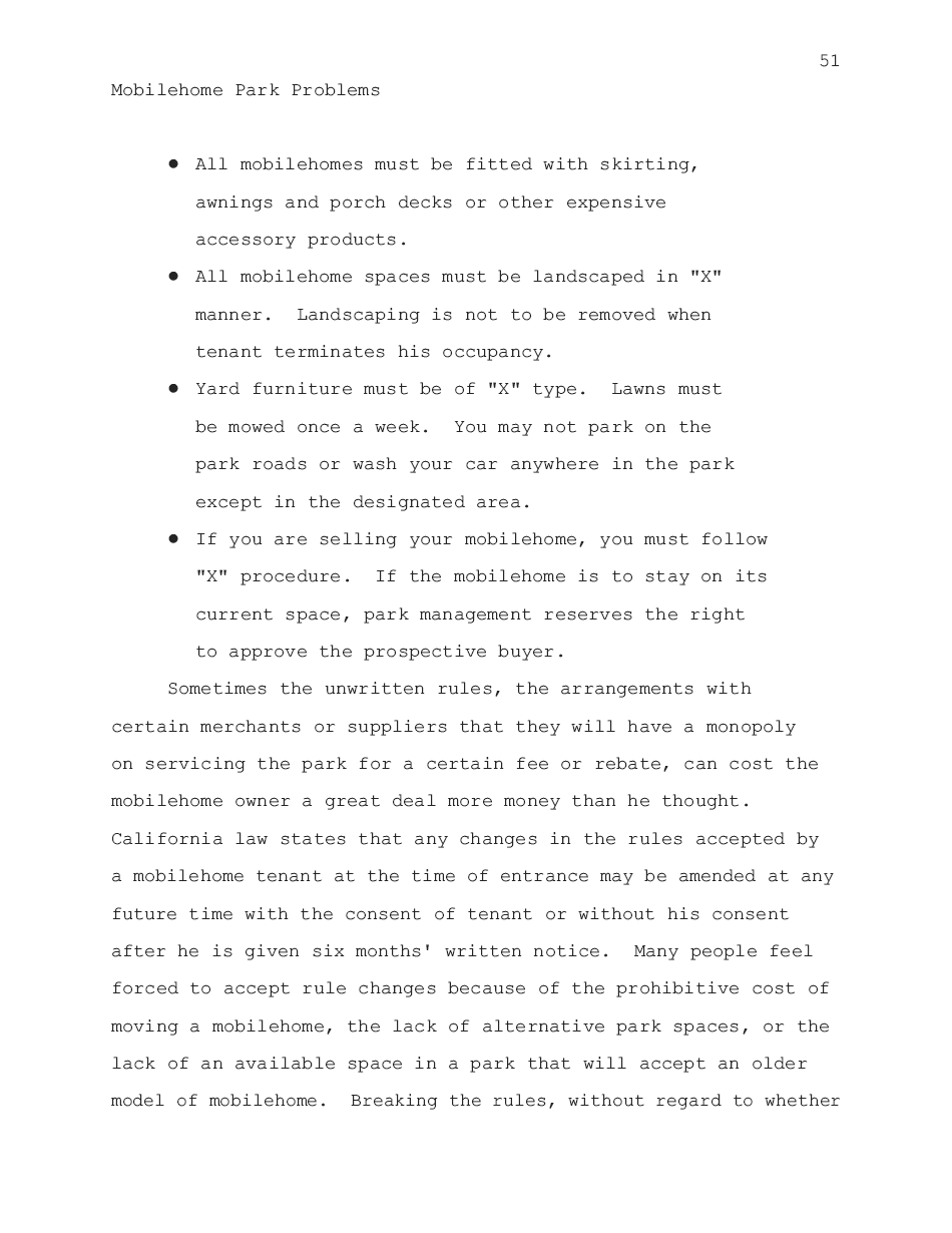 1974 - Mobilehome Park Problems - Page 51