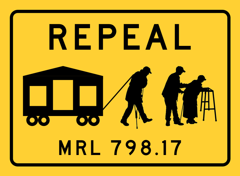 REPEAL 798.17 (Seniors)