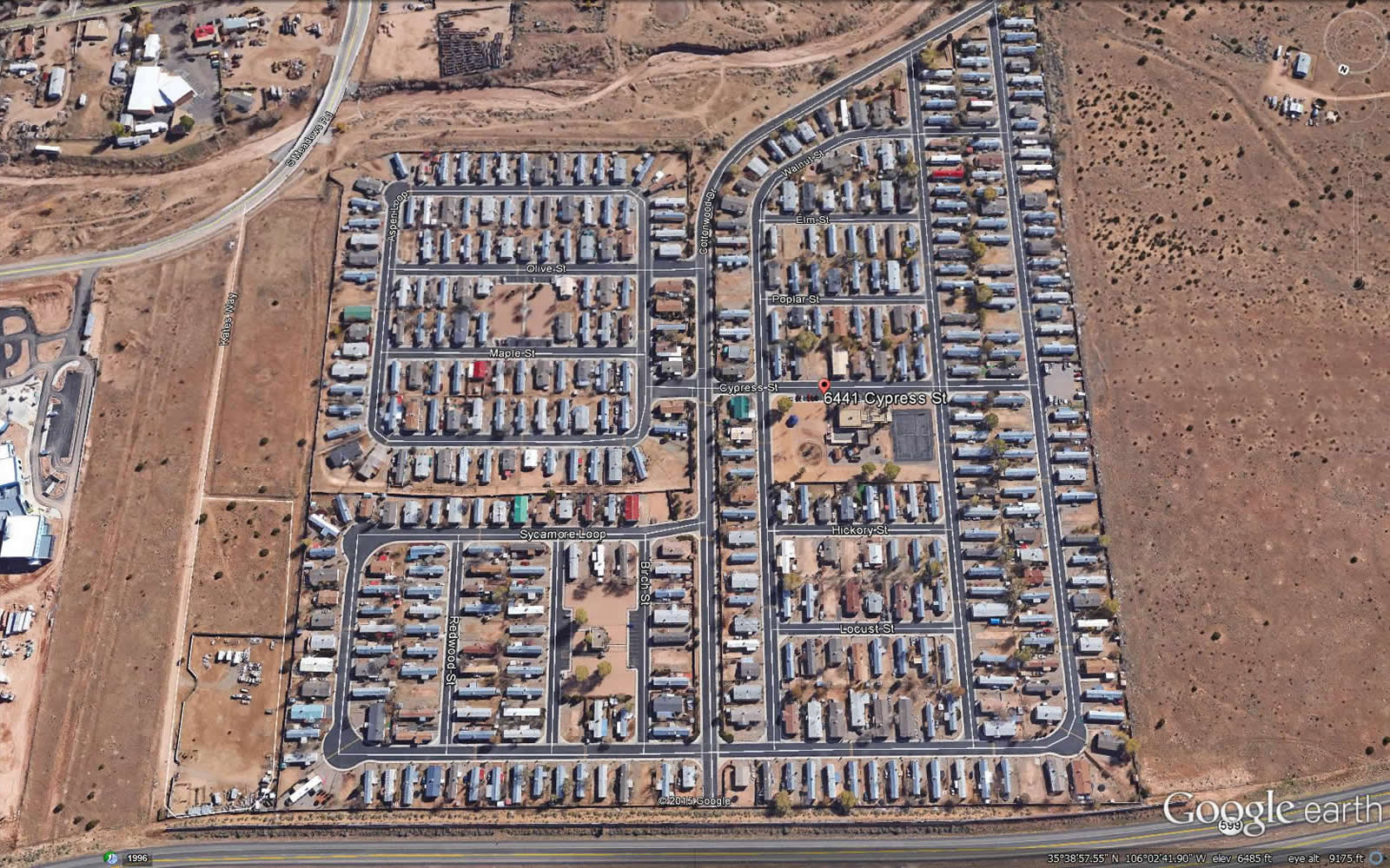Cottonwood Village Mobile Home Park 2