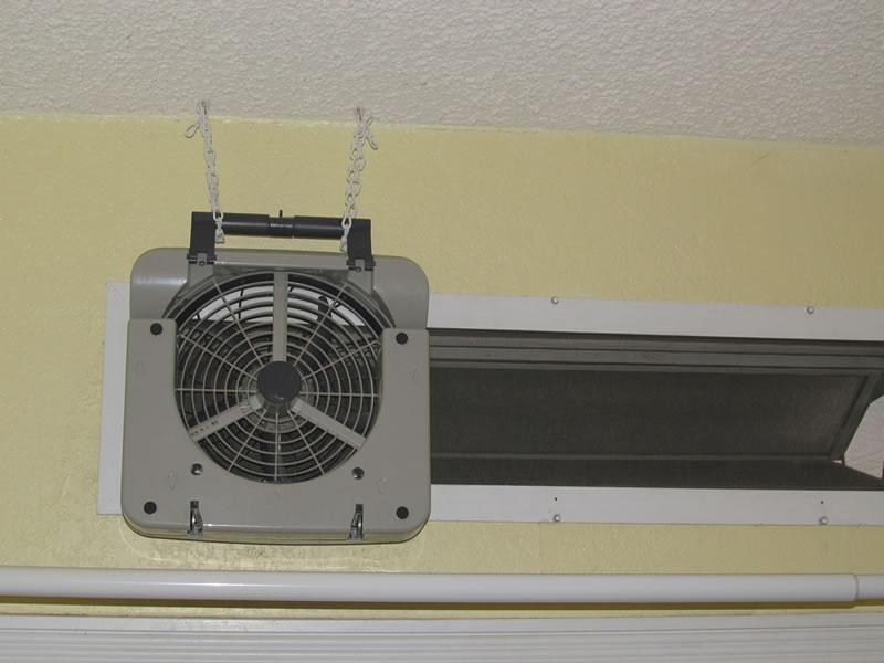 Bathroom Fan 1